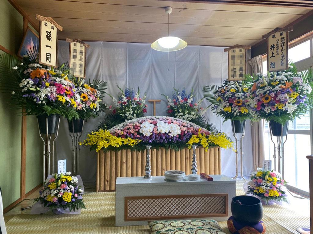 故人様・ご遺族の方々の希望を形にする「おくりて葬」