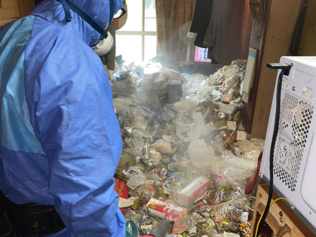 コロナ禍で増え続ける「ゴミ屋敷」のお片付け